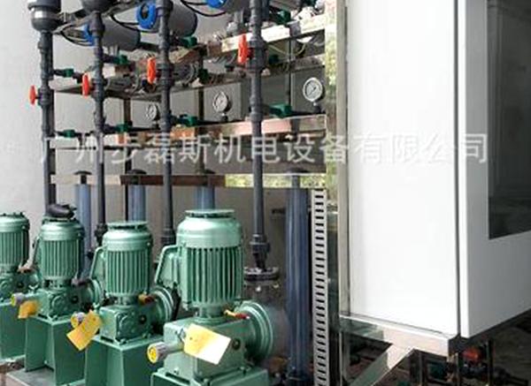 全自动一体化加药泵生产厂家