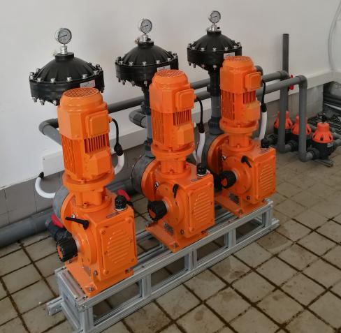 污水工程加药系统应用案例