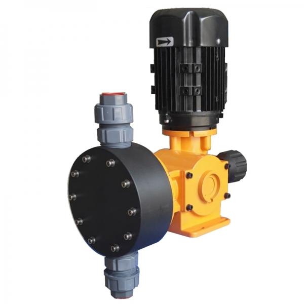 计量泵的流量调节方式