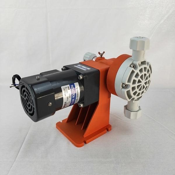 液压隔膜计量泵、柱塞泵的维修和损坏原因分析
