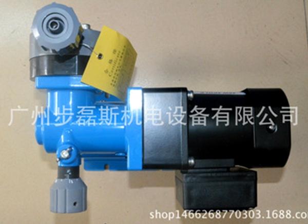 四川日机装计量泵