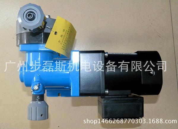 日机装Nikkiso Eiko计量泵BX系列BX20-PCF-H120机械隔膜定量泵