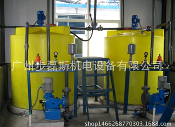 MS4H210C电镀污水加药泵