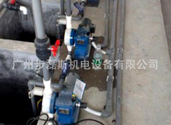 MSAF070N31污水加药泵电镀水处理计量泵