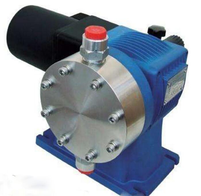 MSA污水加药泵电镀水处理计量泵