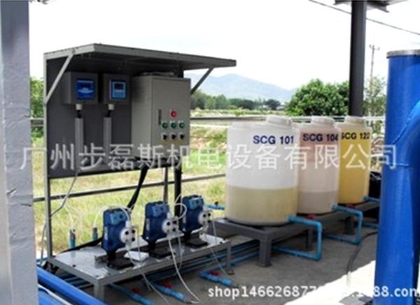 中央空调加药装置循环水加药一体化冷冻水全自动化加药